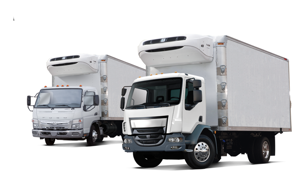 empresas con flota de vehiculos que transportan alimentos cadenas de frio